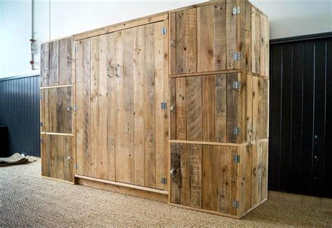 how to build an armoire closet build a dressing room with pallets for free 99 pallets