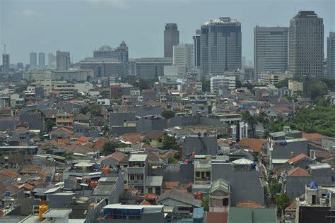 4 Di Jakarta pemukiman padat penduduk kawasan tanah abang jakarta pusat berita daerah