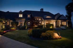 Outdoor House Lighting Ideas Exterior Outdoor Landscape Lights Total Lawn Care Inc Lawn Maintenance Lawn
