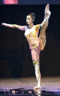 the austrian body paint festival