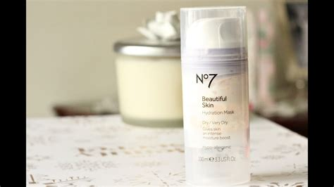 no 7 hydration no 7 hydration mask review