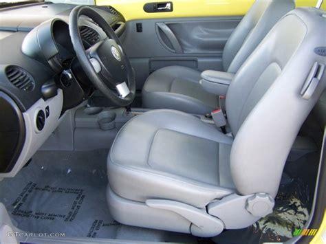 black interior 2000 volkswagen new beetle gls coupe photo