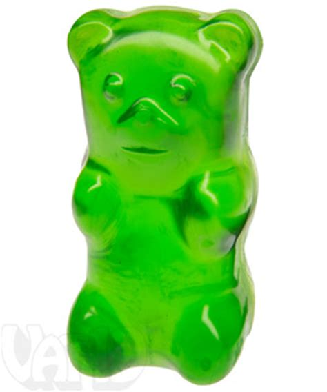 Candles For Home Decor Large Gummy Bear Soap Candy Scented Bars Of Soap