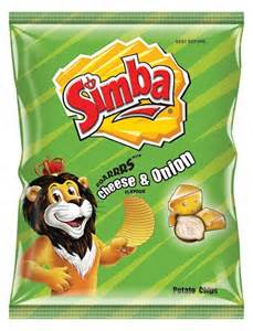 White House Kitchen Garden - simba potato chips 30gx48 cheese amp onion food