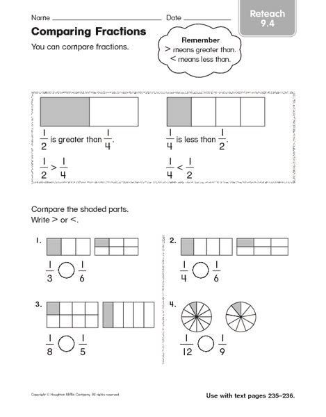 common fractions worksheets 1000 images about