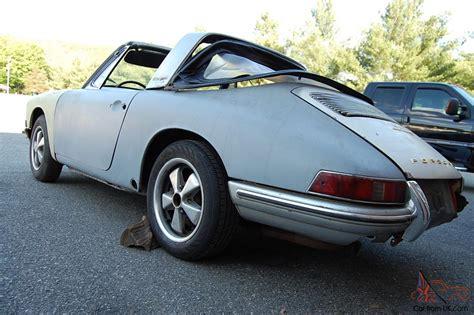 Porsche 911 Targa 1968 by 1968 Porsche 911s Soft Window Targa Sportomatic Very Rare