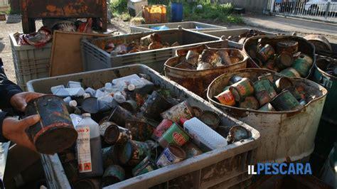 rifiuti porta a porta multe a moscufo per i trasgressori