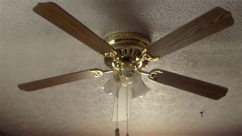 Heritage Ceilings 52 quot heritage hugger ceiling fan 1