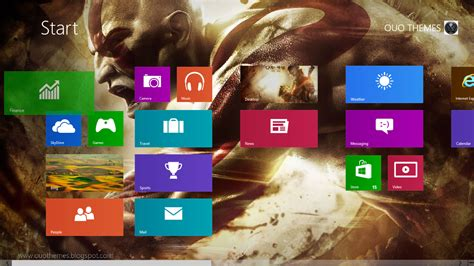 themes download god god of war ascension theme for windows 7 and 8 ouo themes