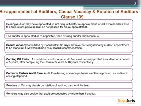Resignation Letter Format As Per Companies Act 2013 28 Appointment Letter To Auditor Companies Act 2013