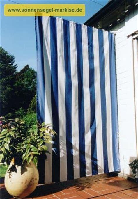 sonnenschutz balkon seitlich windschutz balkon mit sonnensegeln sonnensegel markise