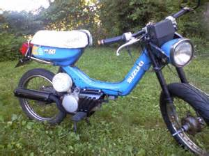 Suzuki Fa50 For Sale Suzuki Fa50 Moped Photos Moped Army