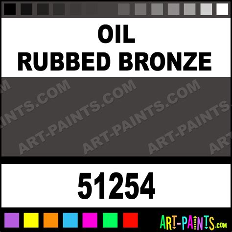 rubbed bronze brushed metallic metal paints and metallic paints 51254 rubbed bronze