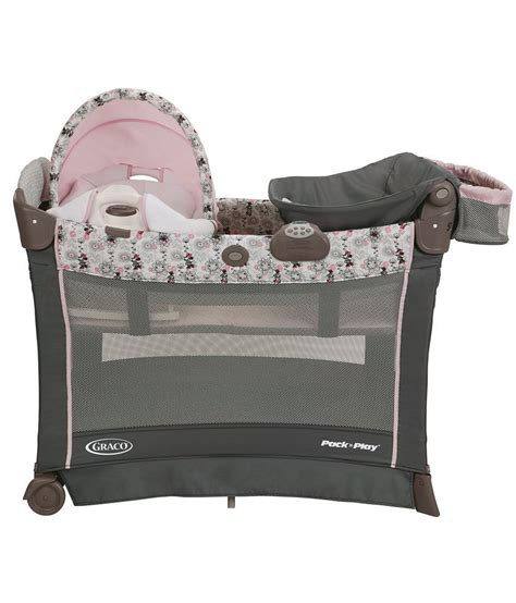 graco pack n play playard with cuddle cove rocking seat graco pack n play playard with cuddle cove premiere