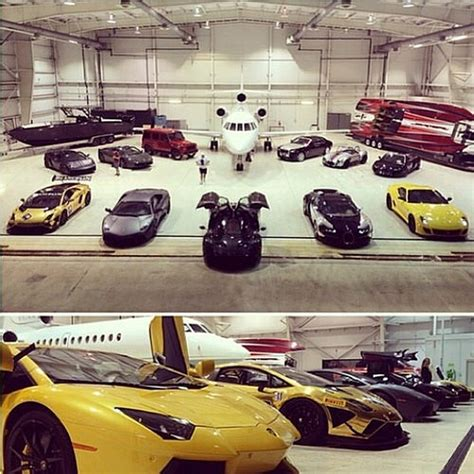 Rich Garage by Todleho Ultimate Garage Luxurious Billionaire