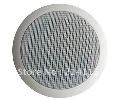 home ceiling speaker mini in wall speakers 6 pa wall