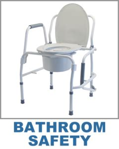 Bathroom Safety Equipment Products Highland Orthopedic Supply Braces Mobility Bathroom