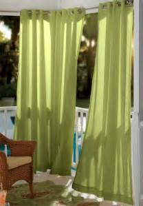 Weatherproof Curtains Outdoor Curtains 10 Most Stylish Hometone