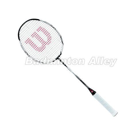Raket Wilson K Factor wilson kfactor kblaze badminton racket