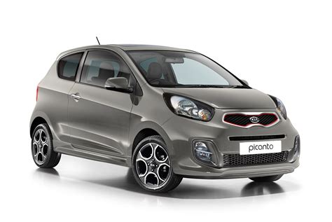 Kia Picanto Uk Kia Picanto By Car Magazine