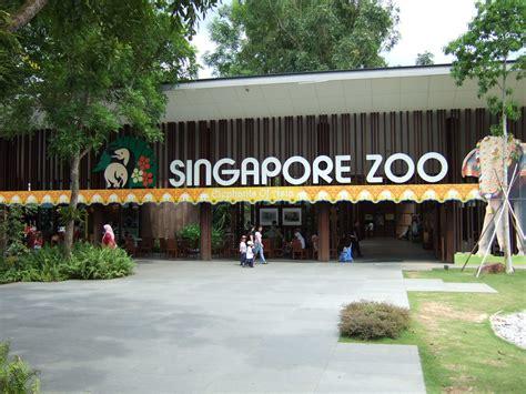 singapore zoo   entrance  singapore zoo