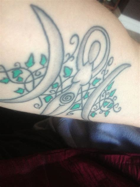 pagan tattoo wiccan bewitched