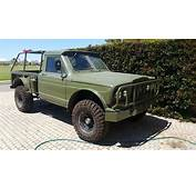 1968 Army Jeep Gladiator Reduced To R125 000  George