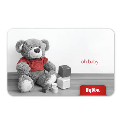 Hy Vee Gift Card - shop gifts hy vee gift cards hy vee gift card oh baby 41371
