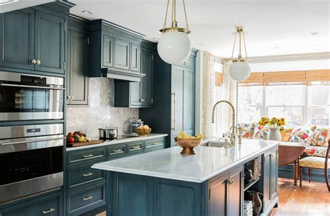 beautiful non white kitchens on house of turquoise cabinets and cabinet colors