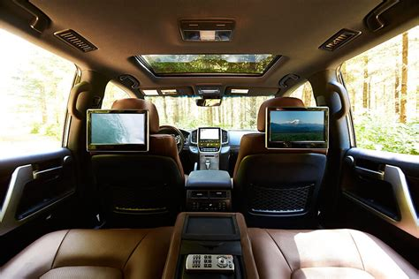 toyota land cruiser interior 2017 test out the powerful 2017 toyota land cruiser marietta