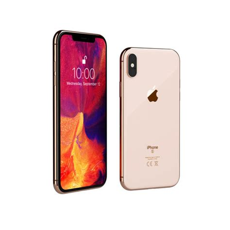 iphone xs  apple  cgtrader