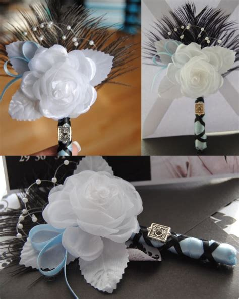 diy boutonniere results weddingbee