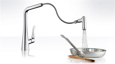 Kitchen Faucets Hansgrohe k 252 chenarmaturen ihr neuer wasserhahn f 252 r die k 252 che