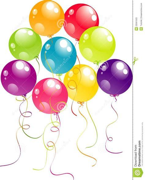 imagenes originales de globos globos hermosos del partido del color vector fotos de