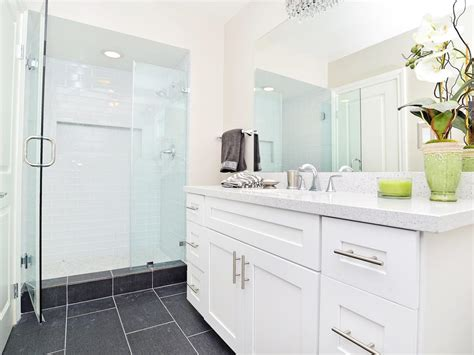 hgtv bathroom renovations 20 luxurious bathroom makeovers from our stars bathroom