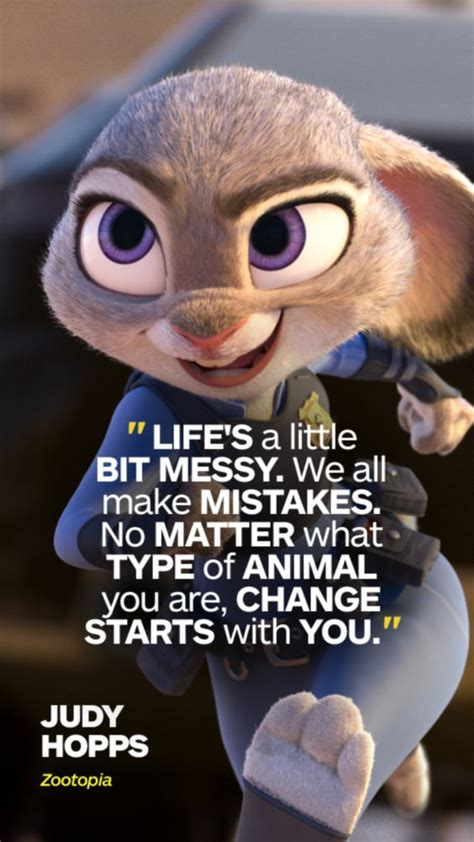 quotes film zootopia disney all love and affirmations on pinterest
