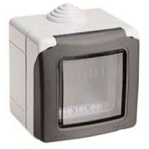 Junction Box Plexo Weatherproof 155x155x74 Legrand buy legrand 680612 2 module grey plexo box at best price in india
