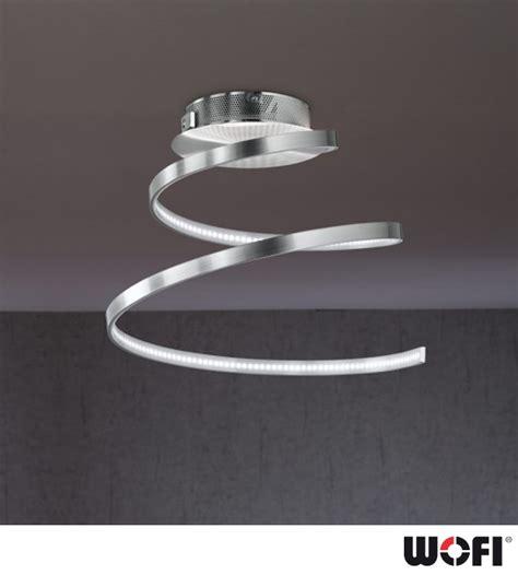 Light Bulb For A Lava L by Wofi Laval 1 Light Led Ceiling Light Polished Chrome