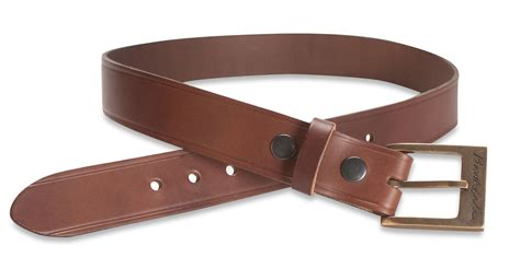 hawkdale mens premium real leather belt belts genuine