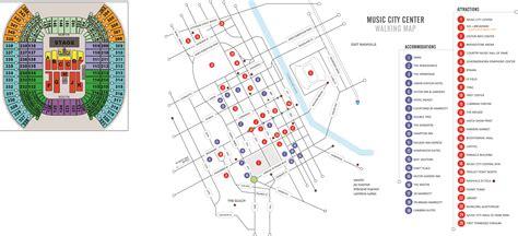 walking maps walking map nashvillemusiccitycenter