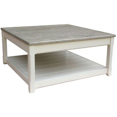 Coastal Coffee Table Cottage Style Coffee Table