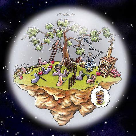 historia del mundo contada 8408013823 one tree island the book within a book