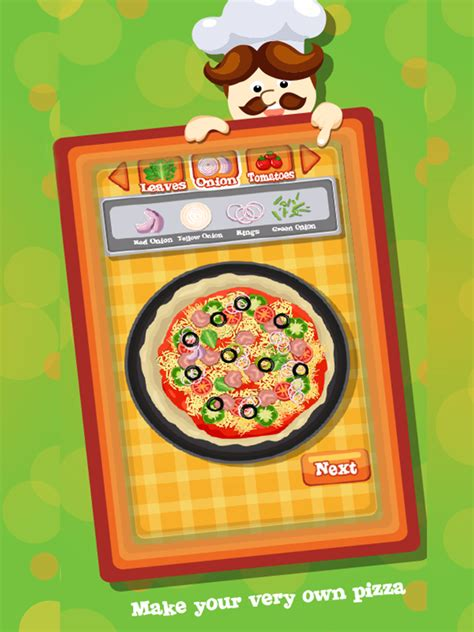 pizza maker now chef cooking 1mobile