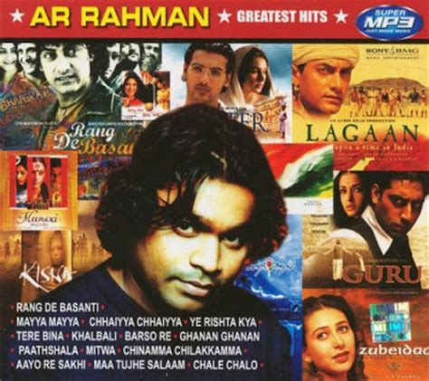 ar rahman greatest hits mp3 download a r rahman greatest hits bollywood movie songs download