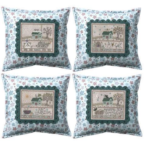 The Patchwork Teahouse - lynette designs pocketful of daisies fabric