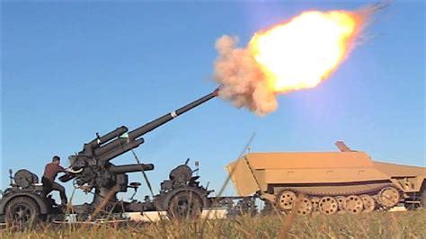 Anti Air 88mm flak ww2 anti aircraft gun