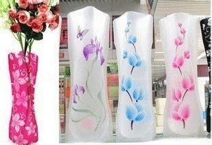 vas bunga lipat vas bunga cantik anti pecah  bisa