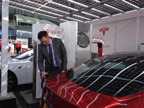 elon musk factory 2015 bmw x6 m50d oullim spirra sports car tesla model s