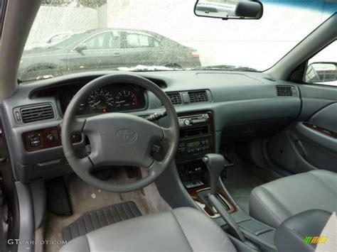 2000 Toyota Camry Interior Gray Interior 2000 Toyota Camry Xle V6 Photo 41458887