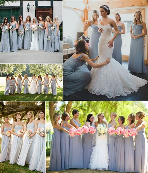 we grey bridesmaid dresses in 2014 tulle chantilly wedding